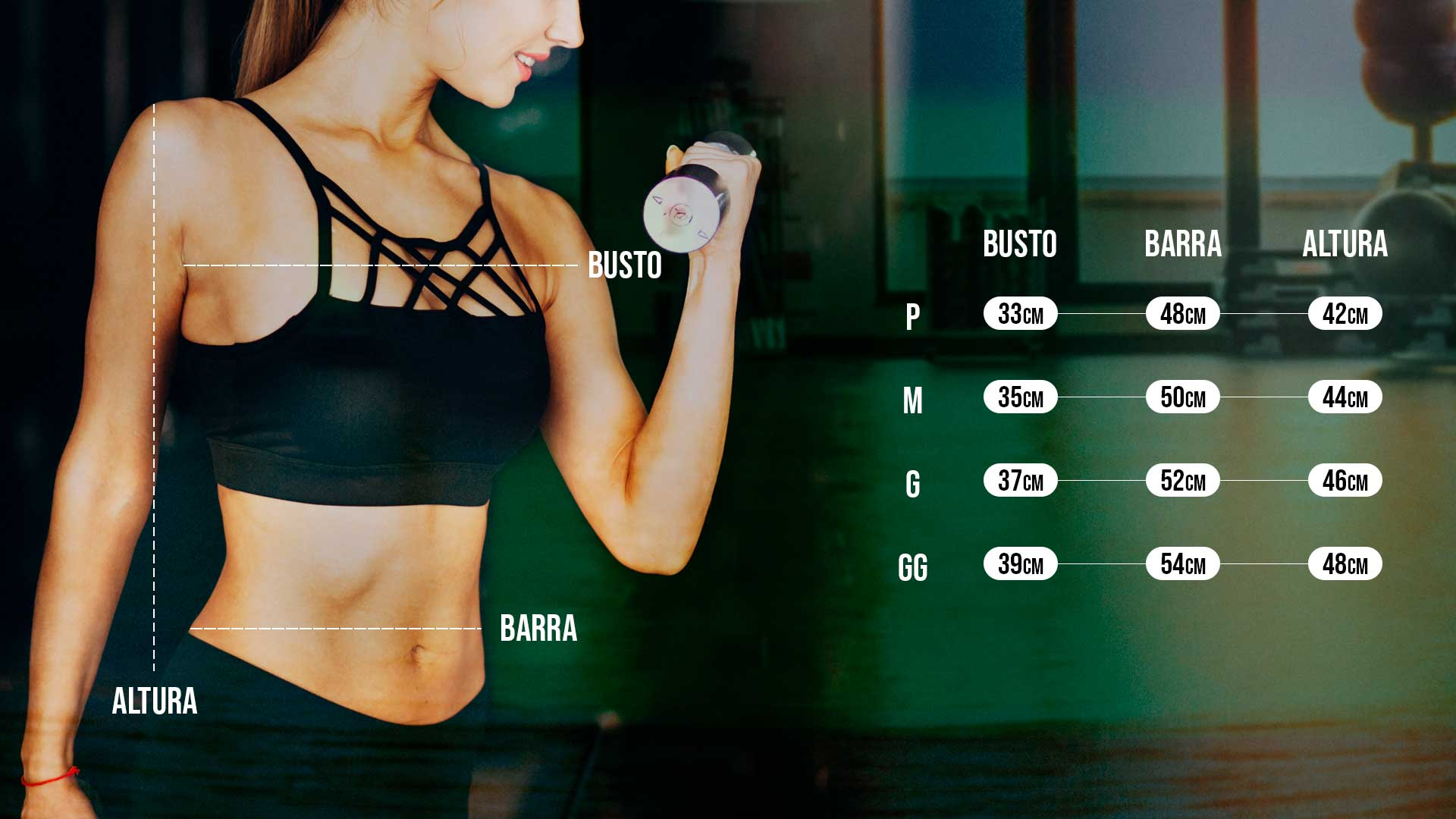Cropped Fitness Feminino Branco - Seven Clothing Muscles