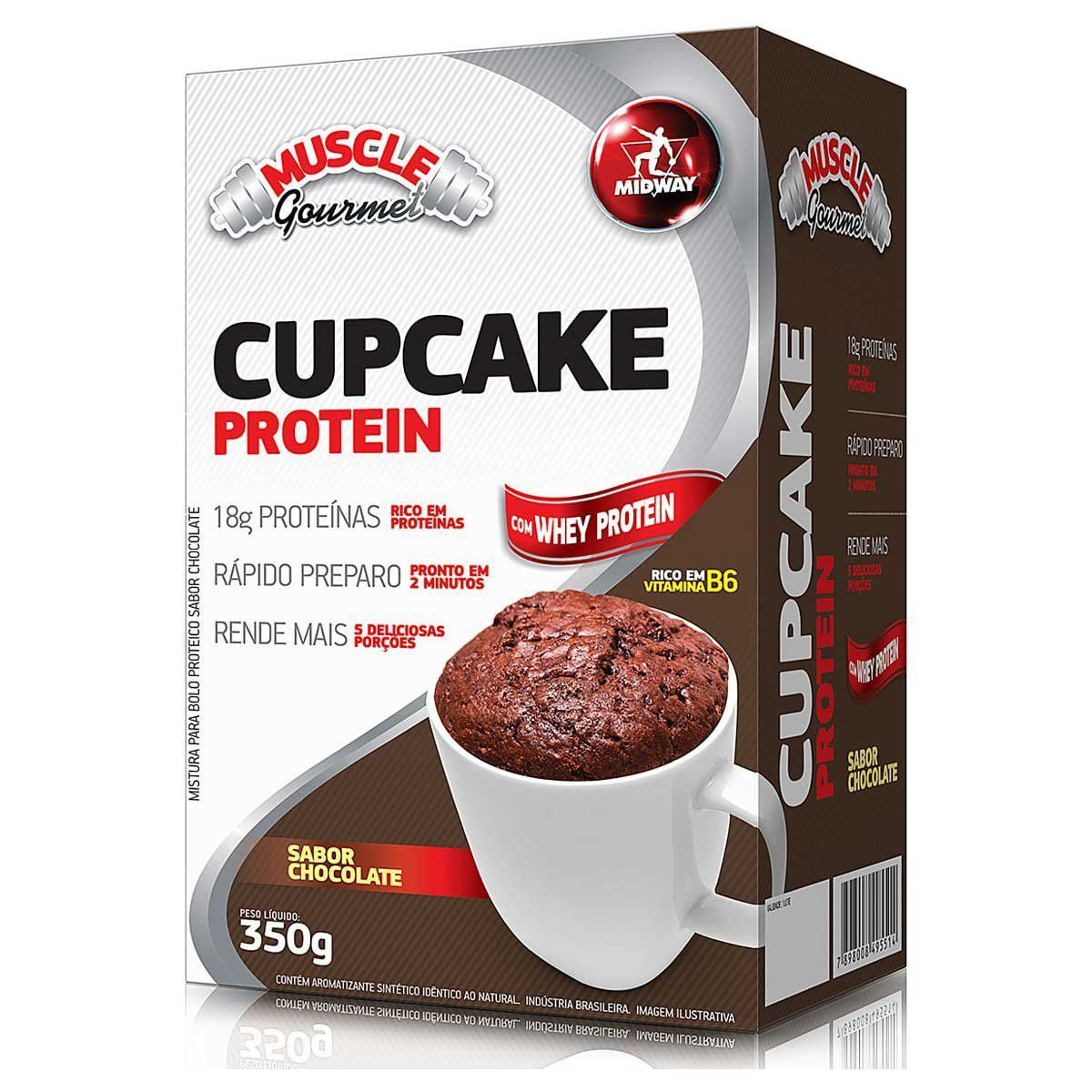 Cupcake Protein 350g - Midway Labs