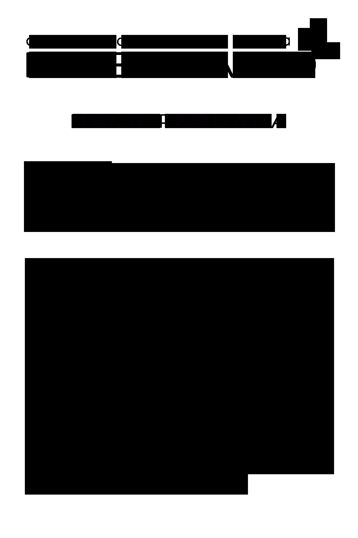 Farinha Maca Peruana 100% Pura - Esverdeando