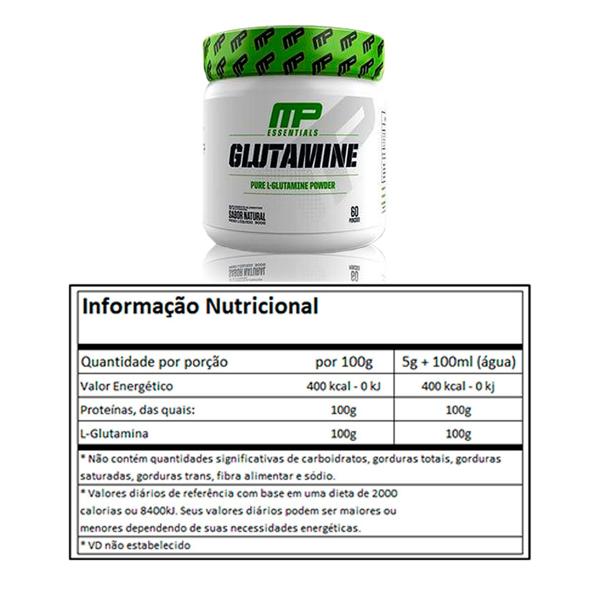 Kit Creatine 300g + Glutamine 300g + Coqueteleira - Muscle Pharm