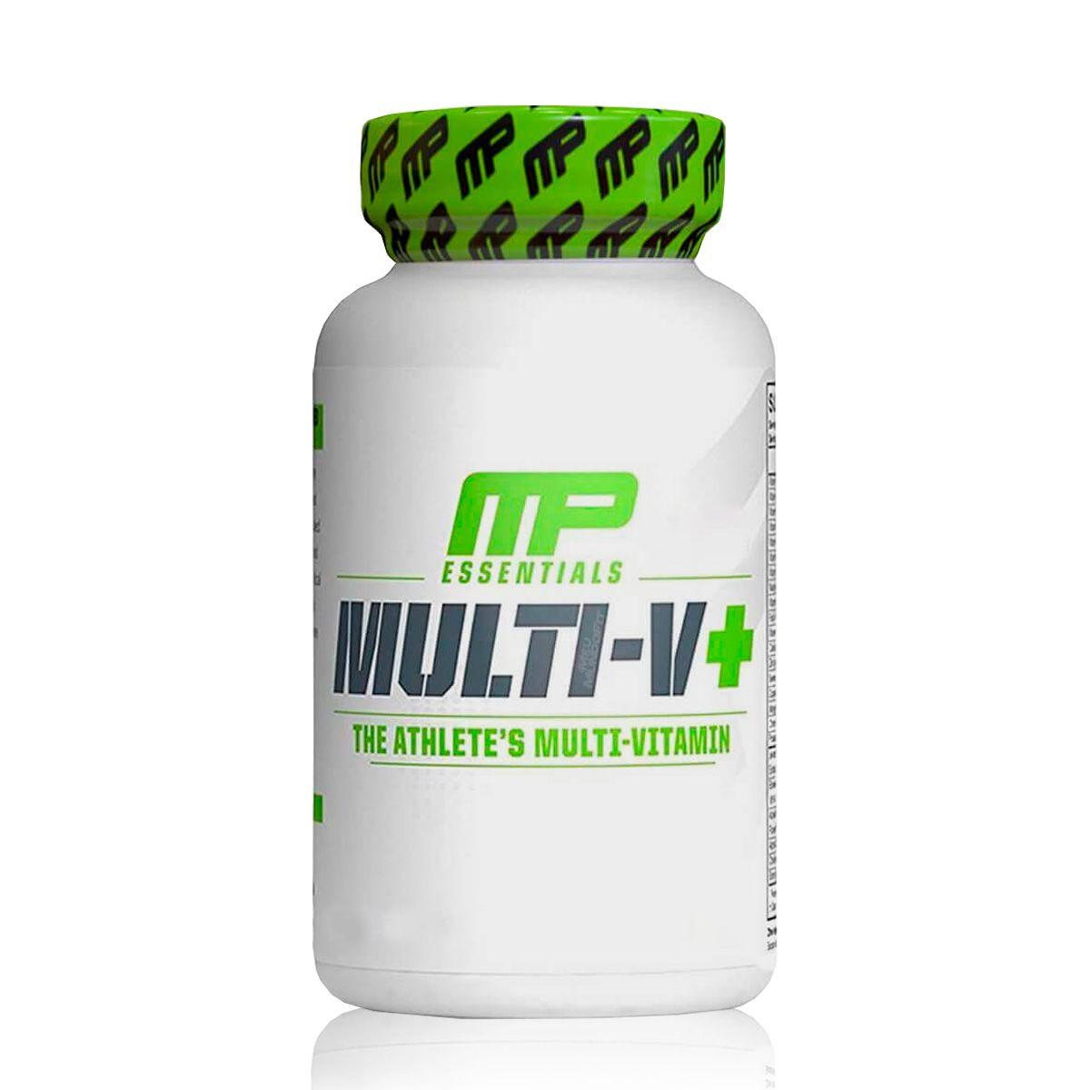 Mult-V Multivitaminico 60 Cápsulas - Muscle Pharm