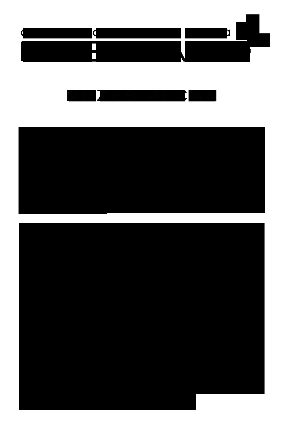 Nozes Pecan Inteira - Esverdeando