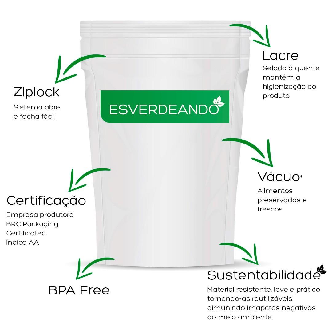 Proteína de Soja Natural  - Esverdeando