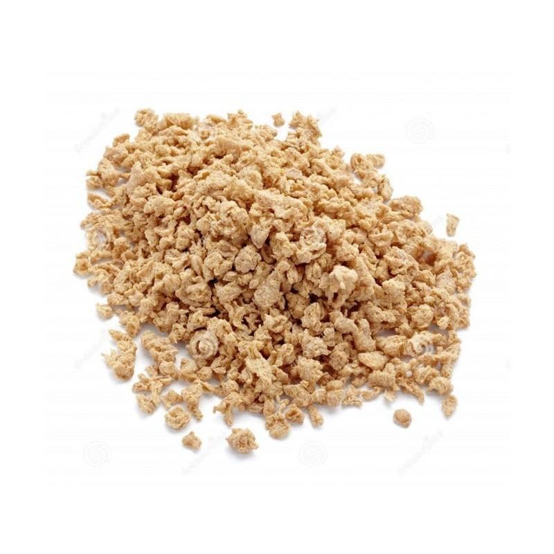 Proteína de Soja Natural Textutizada1kg - Esverdeando