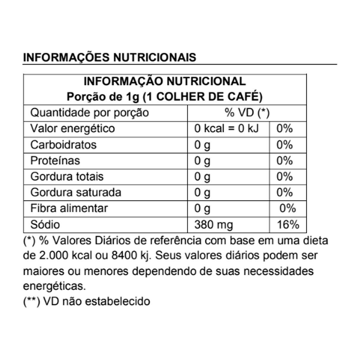 Sal Rosa Himalaia Fino 3kg - Esverdeando