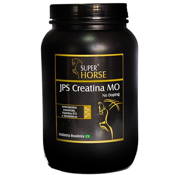Super Horse JPS Creatina - 1 Kg - Rendimento 40 dias de uso.