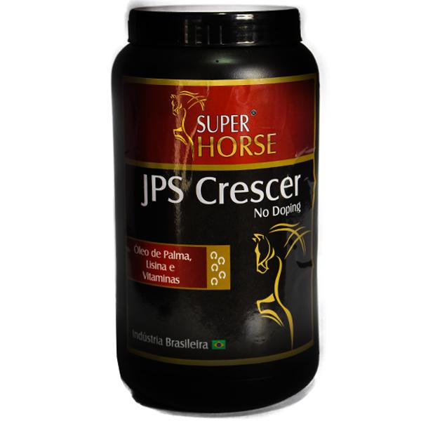 Super Horse JPS Crescer  - 10 Kg - Rendimento 480 dias de uso.