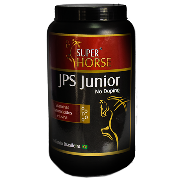 Super Horse JPS Junior  - 10 Kg