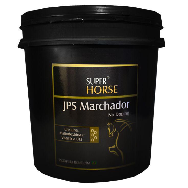 Super Horse JPS Marchador 1 Kg - Rendimento 40 dias de uso.