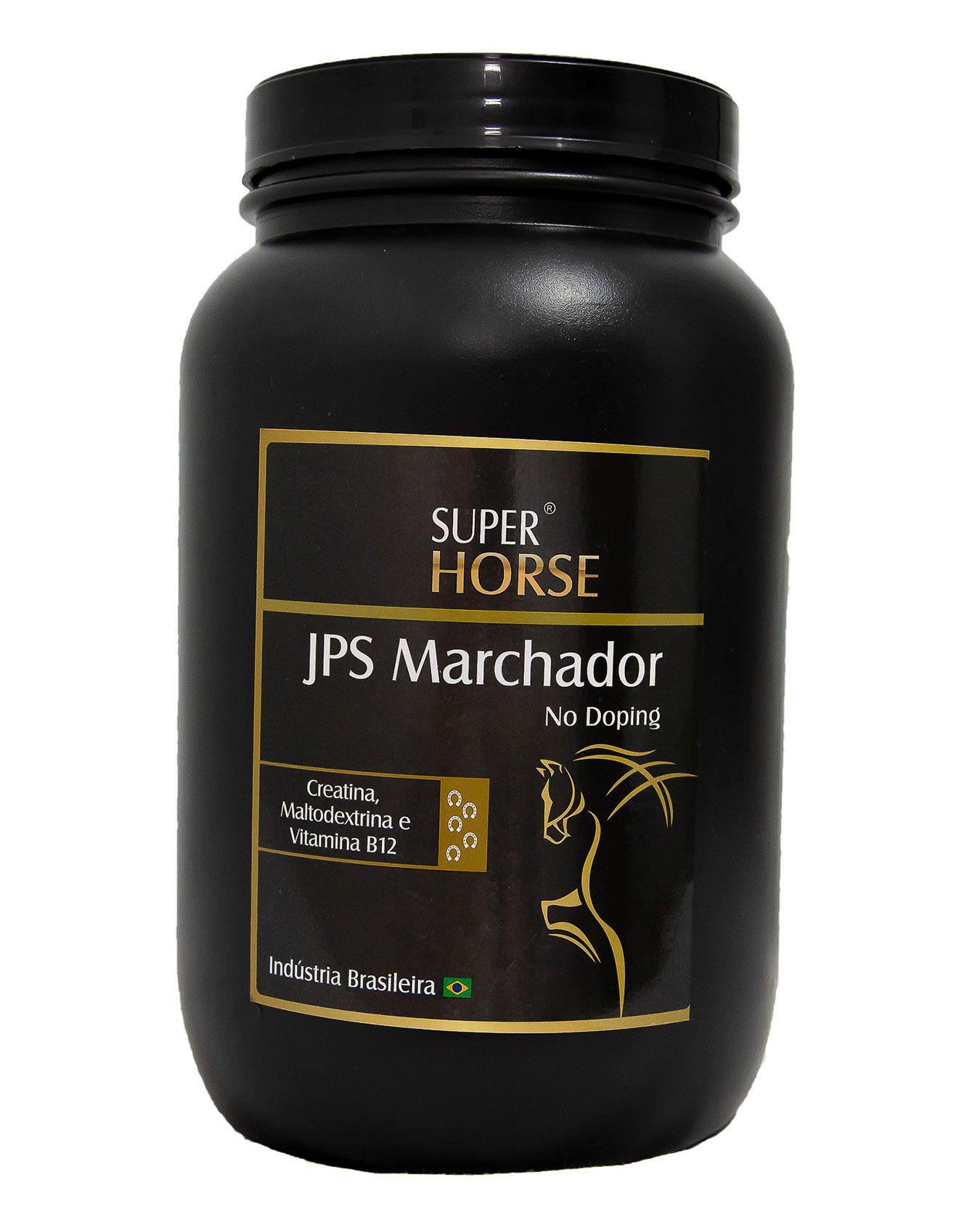 Super Horse JPS Marchador,  2,5 kg rende em até 100 dias.