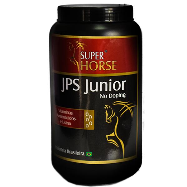 Super Horse JPS Junior  - 1 Kg - Rendimento 40 dias de uso.