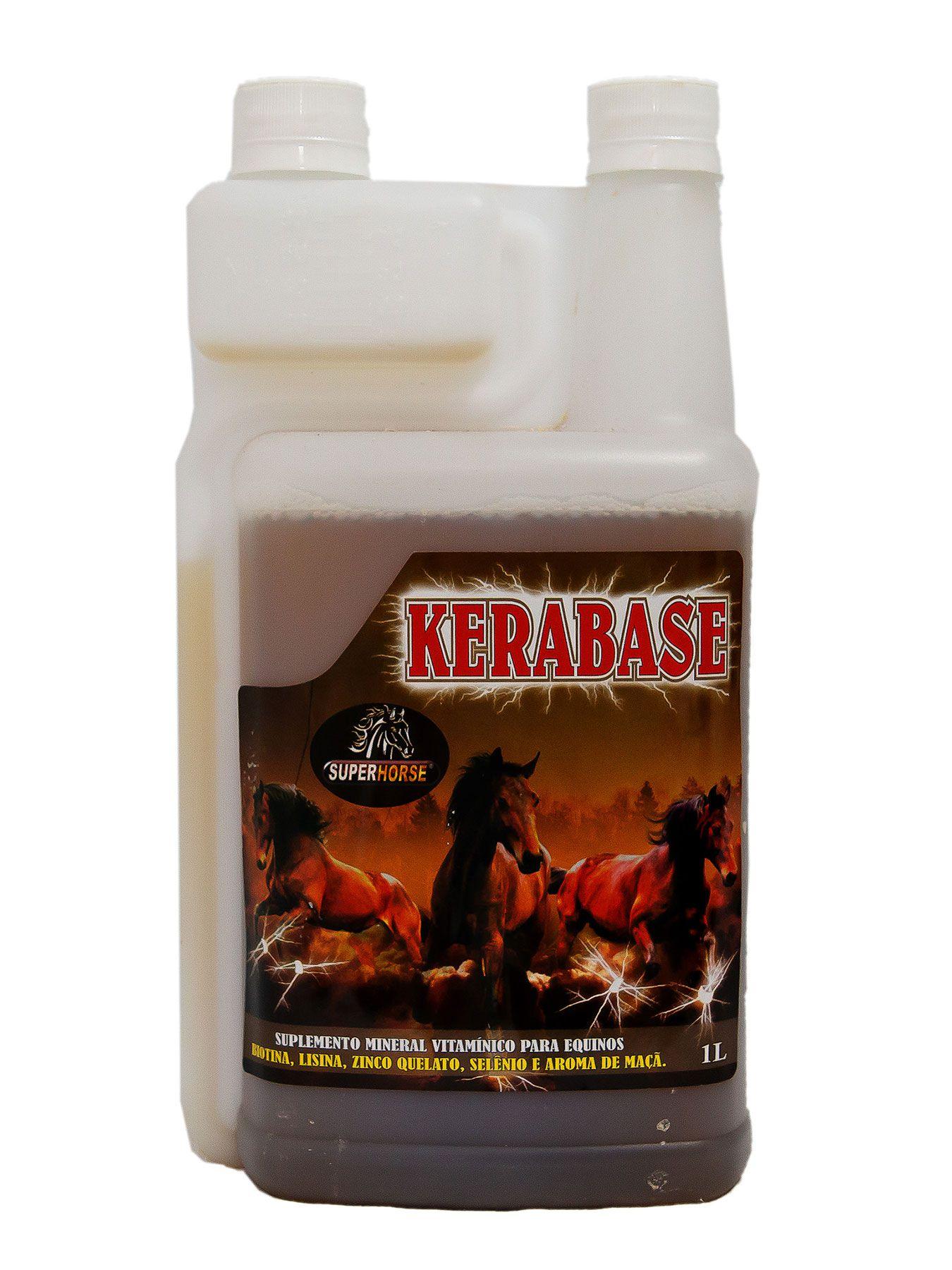 Super Horse Kerabase 5 Litros