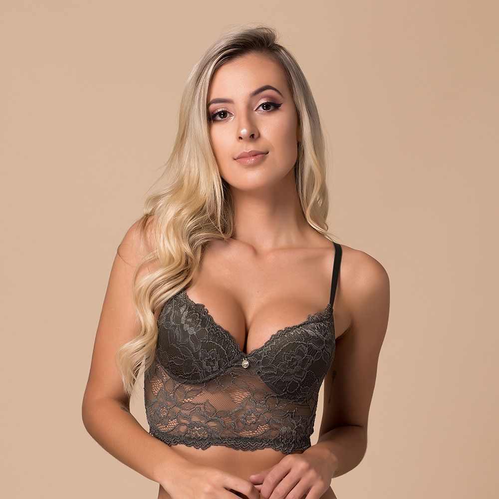 f22910abe CROPPED RENDA 0593 - Jackie Lingerie - Compre Lingerie Online ...
