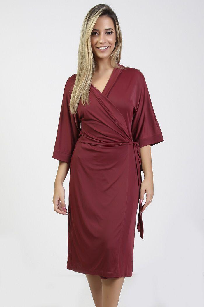 Robe mid liso 2158