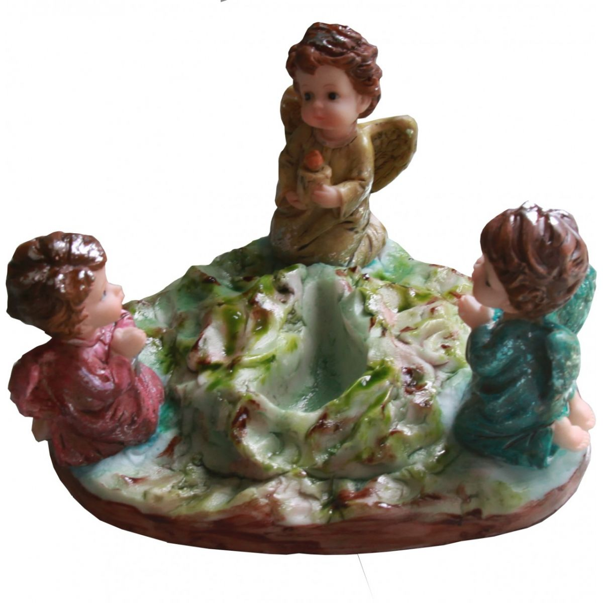 Pedestal da imagem Nossa Senhora da Mão