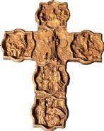 Cruz Exorcista de São Bento Parede