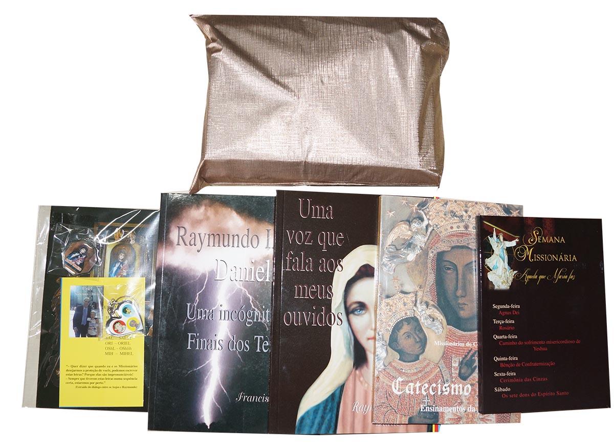 Kit de Livros  da Obra Missionária