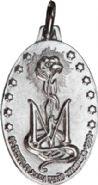 Medalha Missionária Prateada Grande