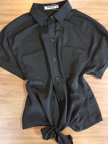 Camisa com Nózinho