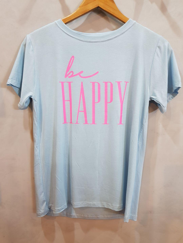 TShirt Be Happy