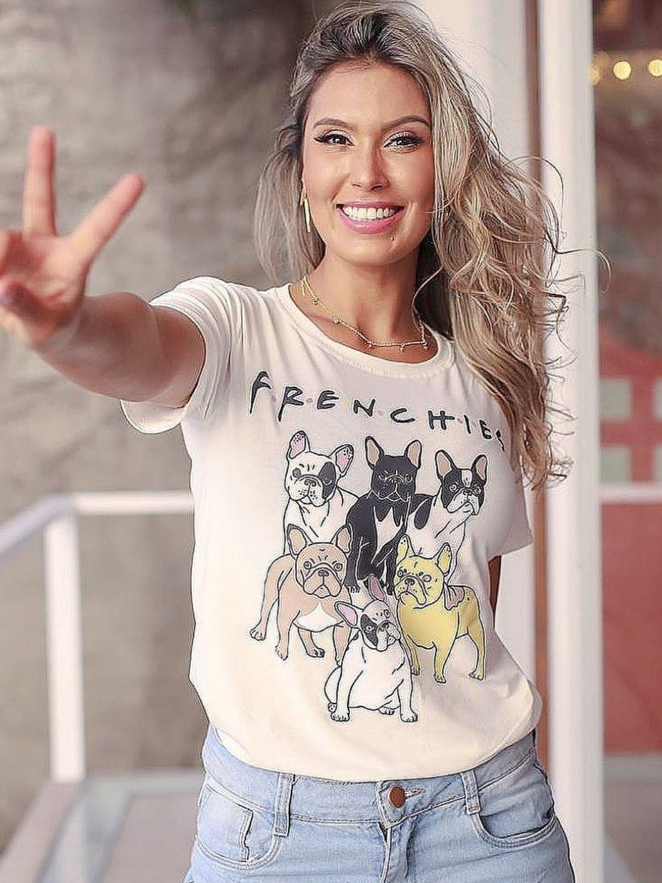 TShirt Frenchies