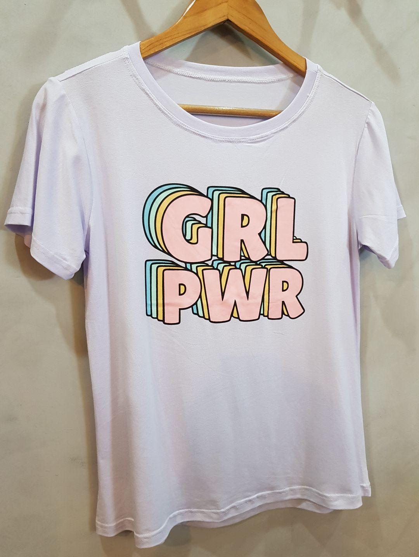 TShirt Girl Power