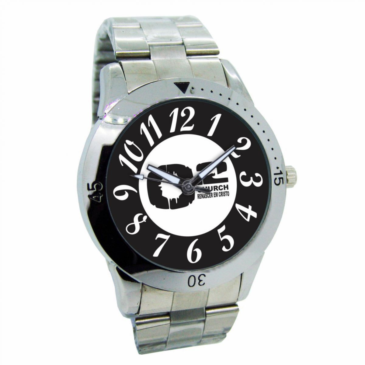 Relógio Personalizado 2208