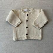 Casaquinho  tricot bege
