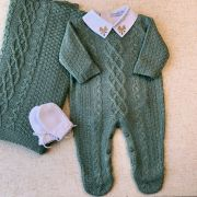 Saída Maternidade Lucas ( Verde)