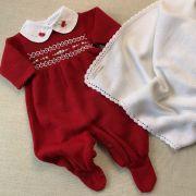Saída Maternidade  Luisa (vermelho)