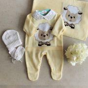 Saída Maternidade Ovelha Amarela