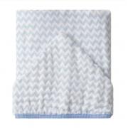 Toalhão de banho soft chevron