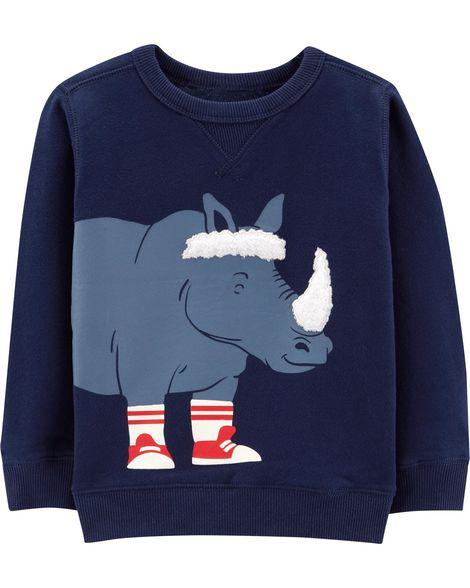 Agasalho Rinoceronte  Carter's