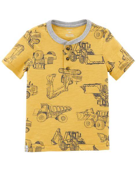 Camiseta Carter's