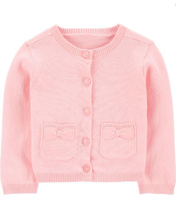Cardigan ( casaquinho) tricot carter's