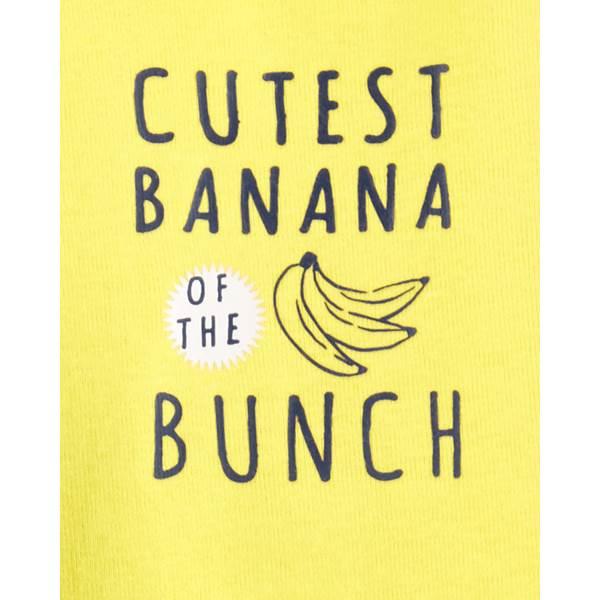 Conjunto inverno bananas  carter's