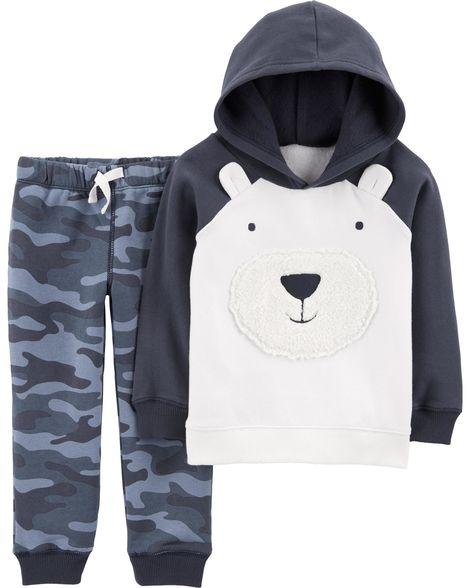 Conjunto Urso Carter's
