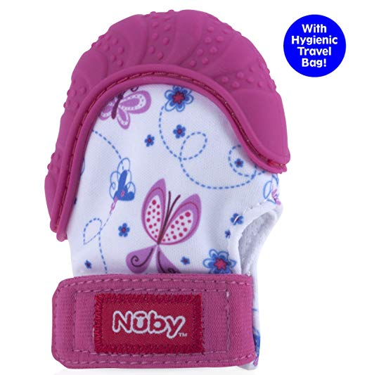 Luvinha mordedor pink Nuby