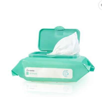 Nose wipes  BreatheFrida