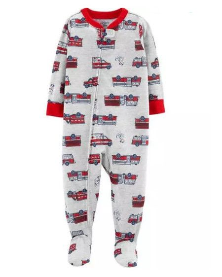 Pijama Bombeiro Carter's