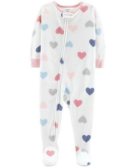 Pijama Fleece Carter's
