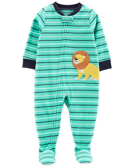 Pijama Leão Carters