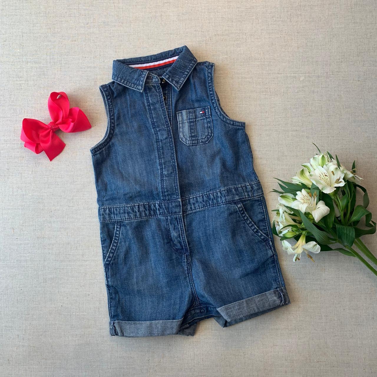 Romper  Jeans Tommy Hilfiger