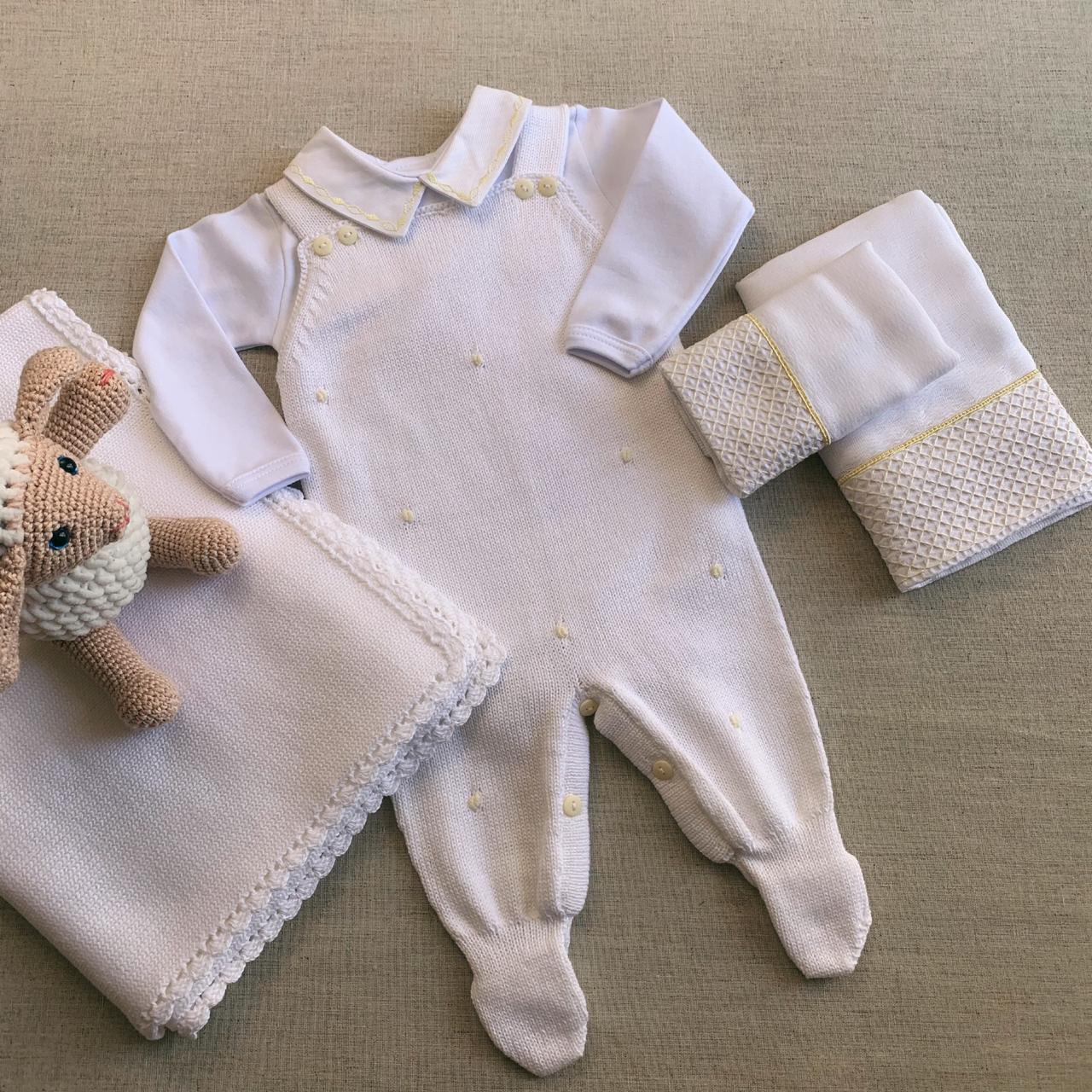 Saída Maternidade Benício Branca