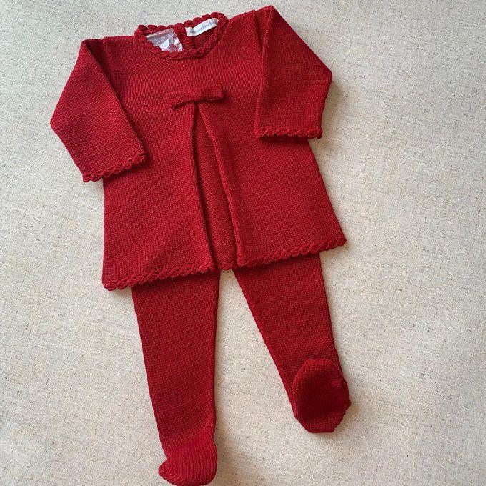 Saída Maternidade  Lia Vermelha