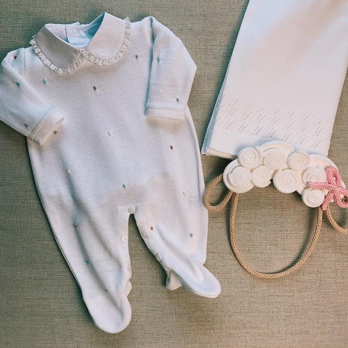 Saída Maternidade Pontinhos