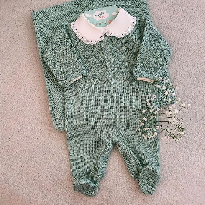 Saída Maternidade Milena Verde