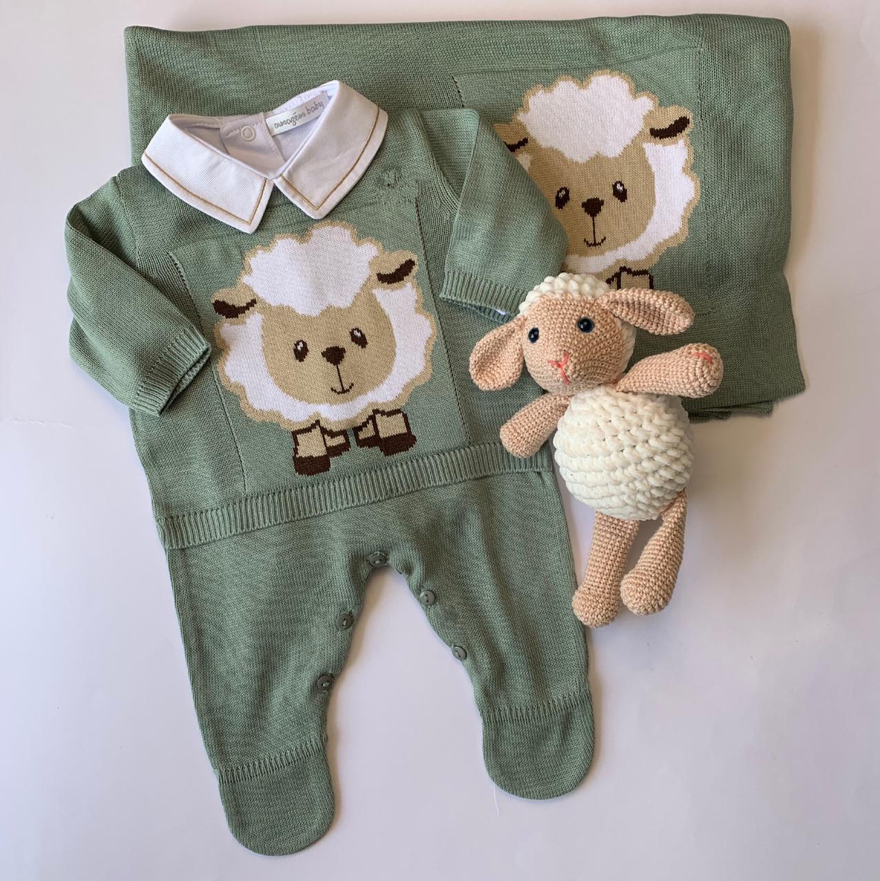 Saída Maternidade Ovelha verde