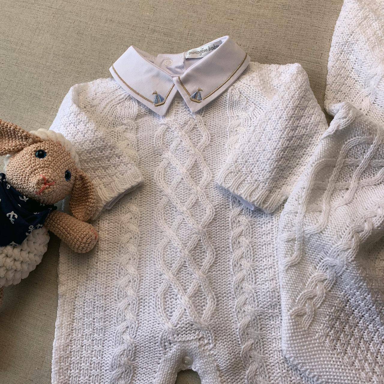 Saída Maternidade lucas branco