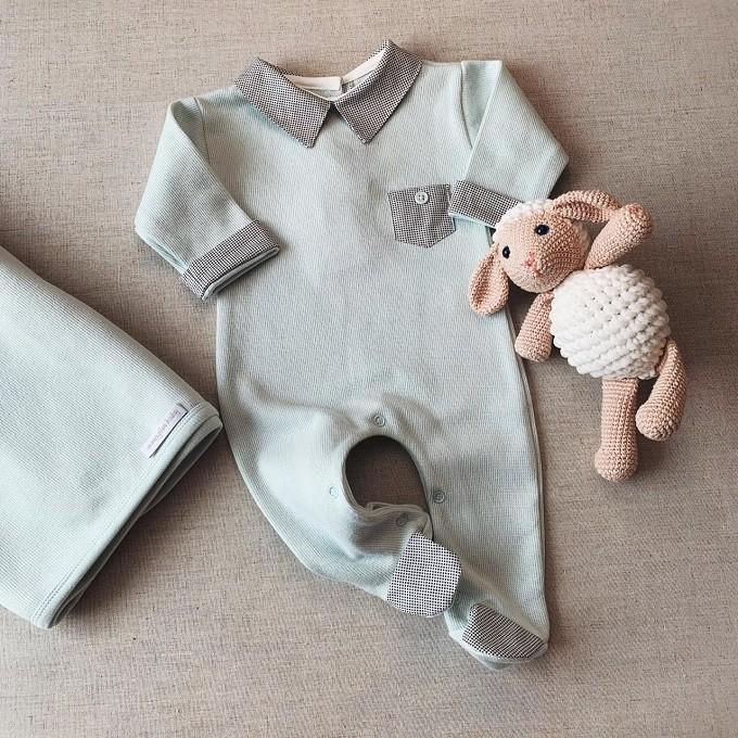 Saída Maternidade tricotil João